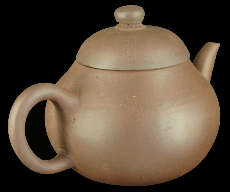 Antique Yixing Teapots from the Desaru AD 1830