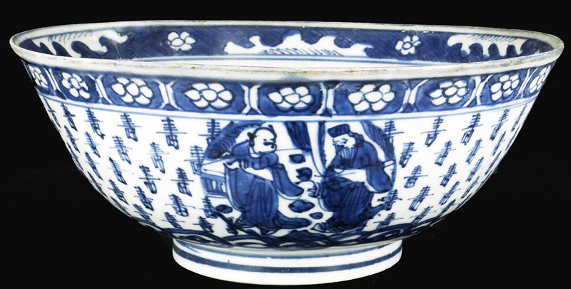 We deal with Ming dynasty and Ming dynasty porcelain from the wanli shipwre